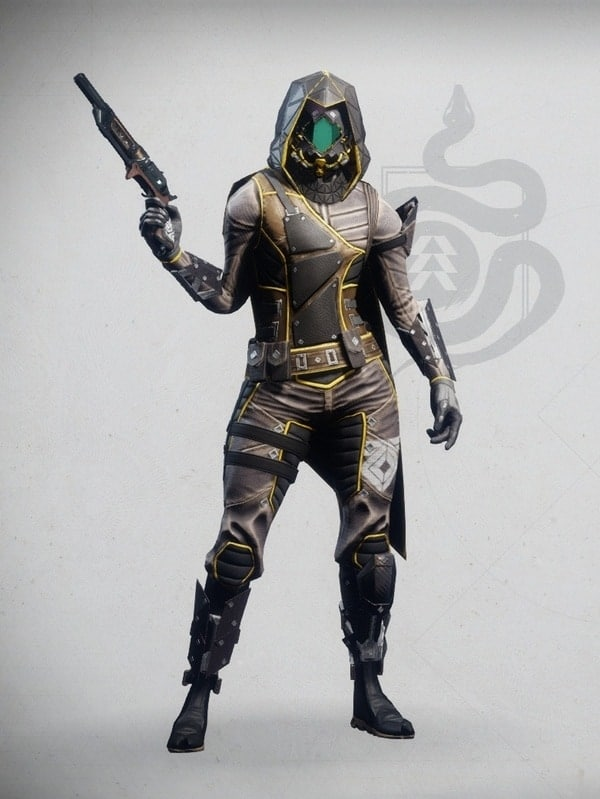 Abhorrent Imperative Set Hunter Female