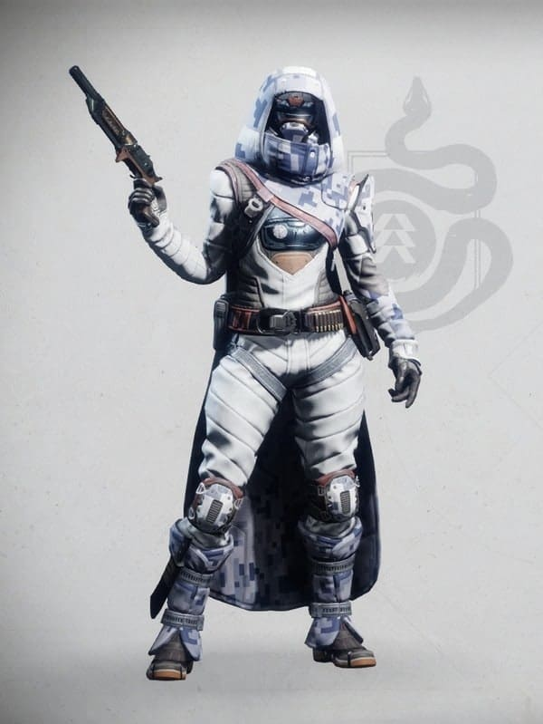 Braytech Set Hunter Female