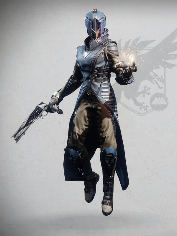 Braytech Suit Set Warlock Female