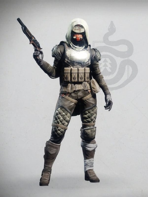 Dead End Cure 2.1 Set Hunter Female