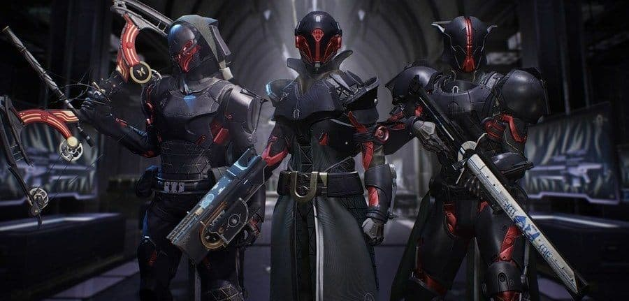 Destiny 2 Black Armory Exotics