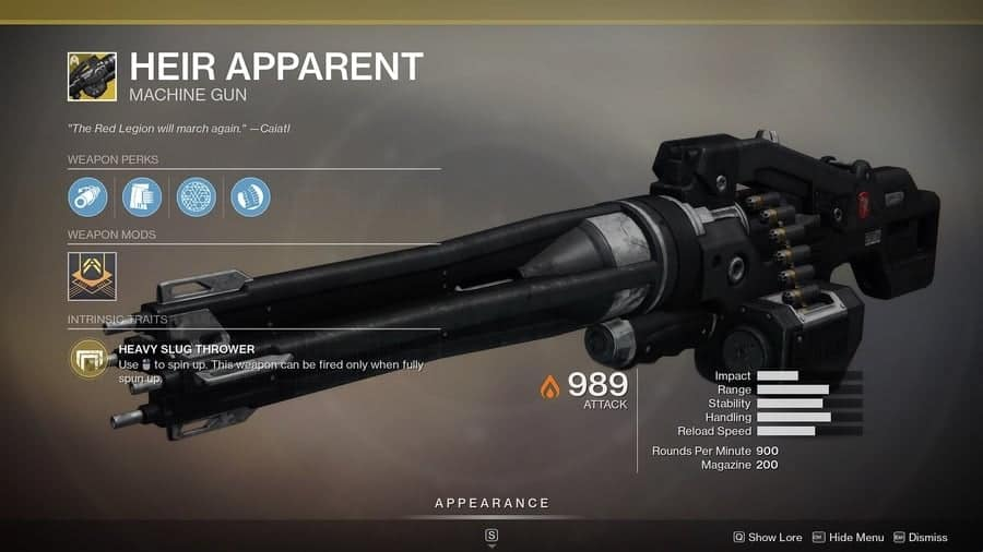 Destiny 2 Heir Apparent featured