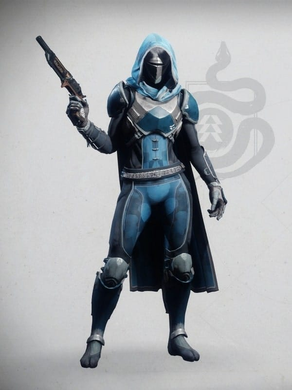 Errant Knight 1.0 Set Hunter Female
