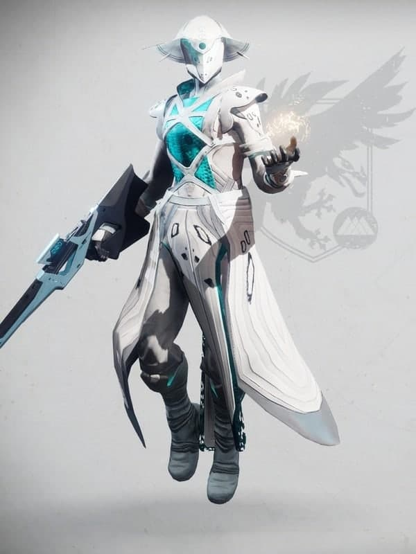 Focusing Set Warlock Female