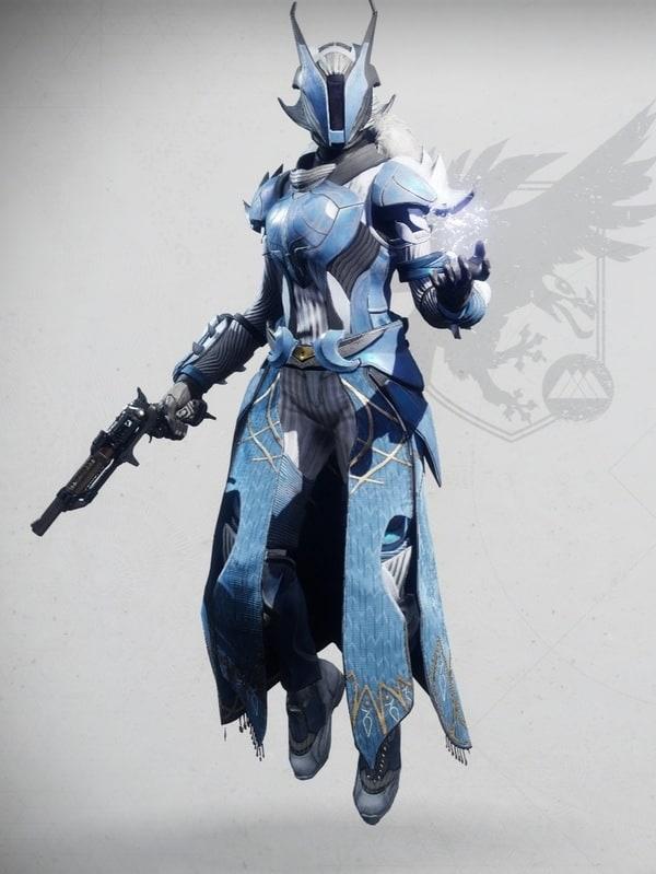 Froststrike Set Warlock Female