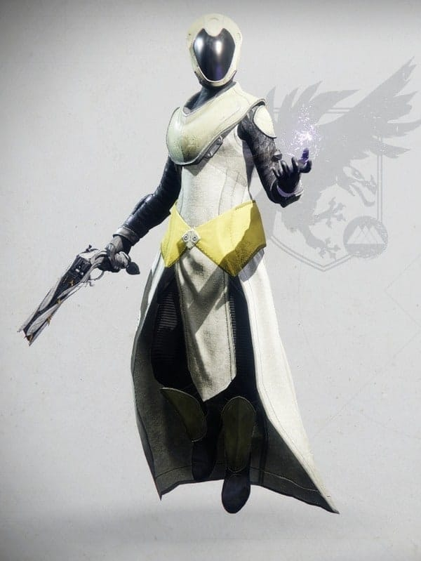 Gensym Knight Set Warlock Female