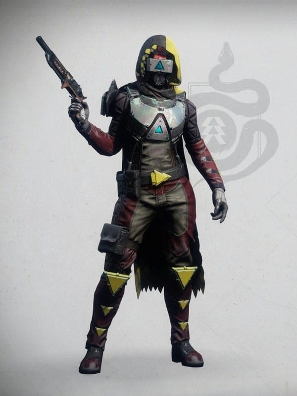 Kairos Function Set Hunter Female