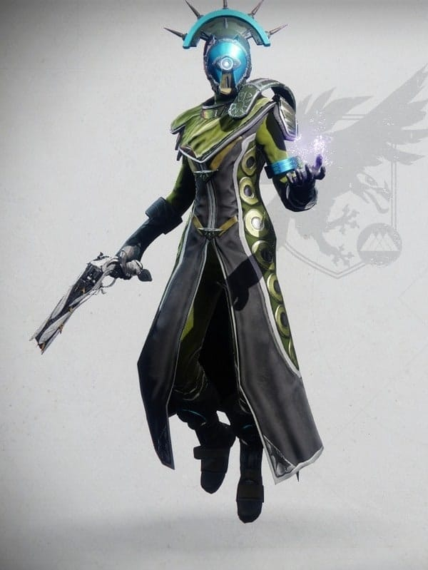 Kairos Function Set Warlock Female