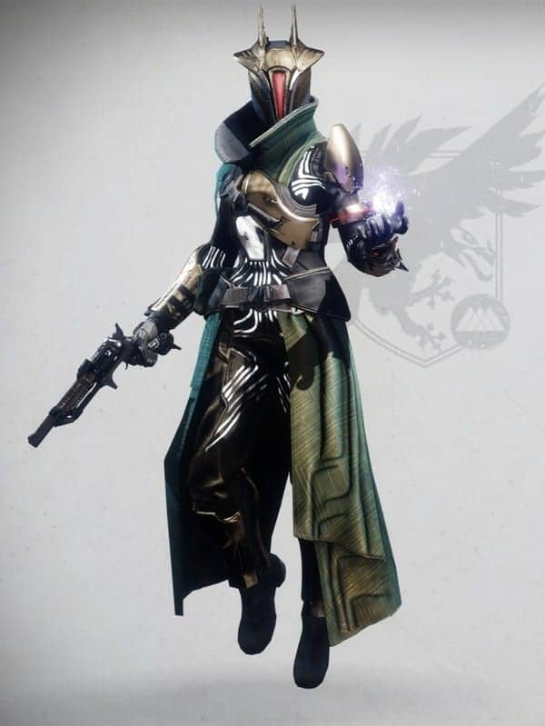 Phenotype Plasticity Set Warlock Female