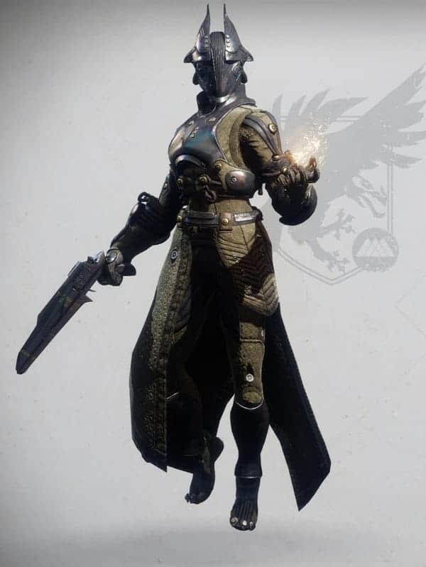 Sekris Set Warlock Female