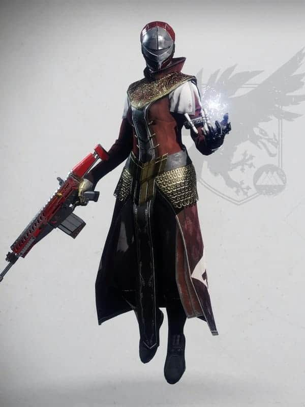 Sovereign Set Warlock Female