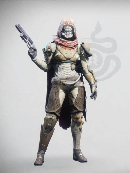 Tangled Web Set Hunter Female