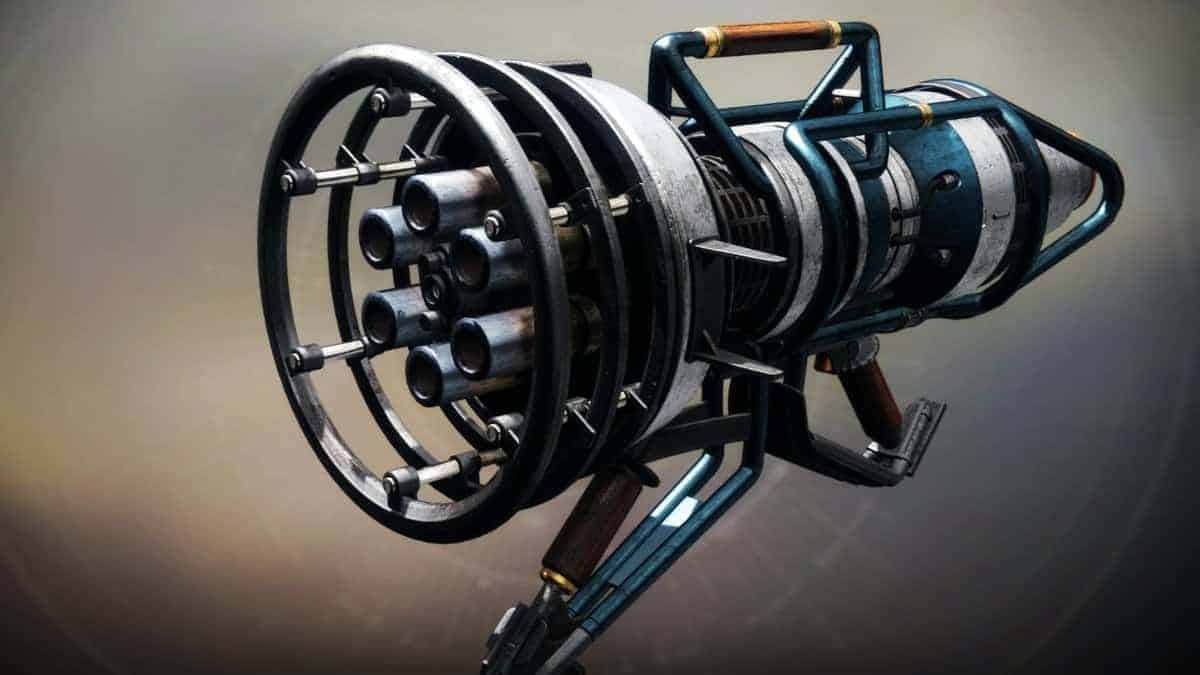 Ahead of its Time - Wardcliff Coil Weapon Ornament Destiny 2