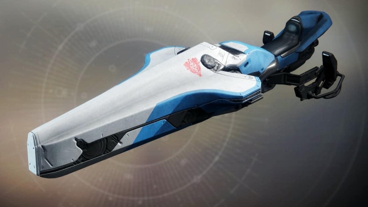 August Courser Vehicle Destiny 2
