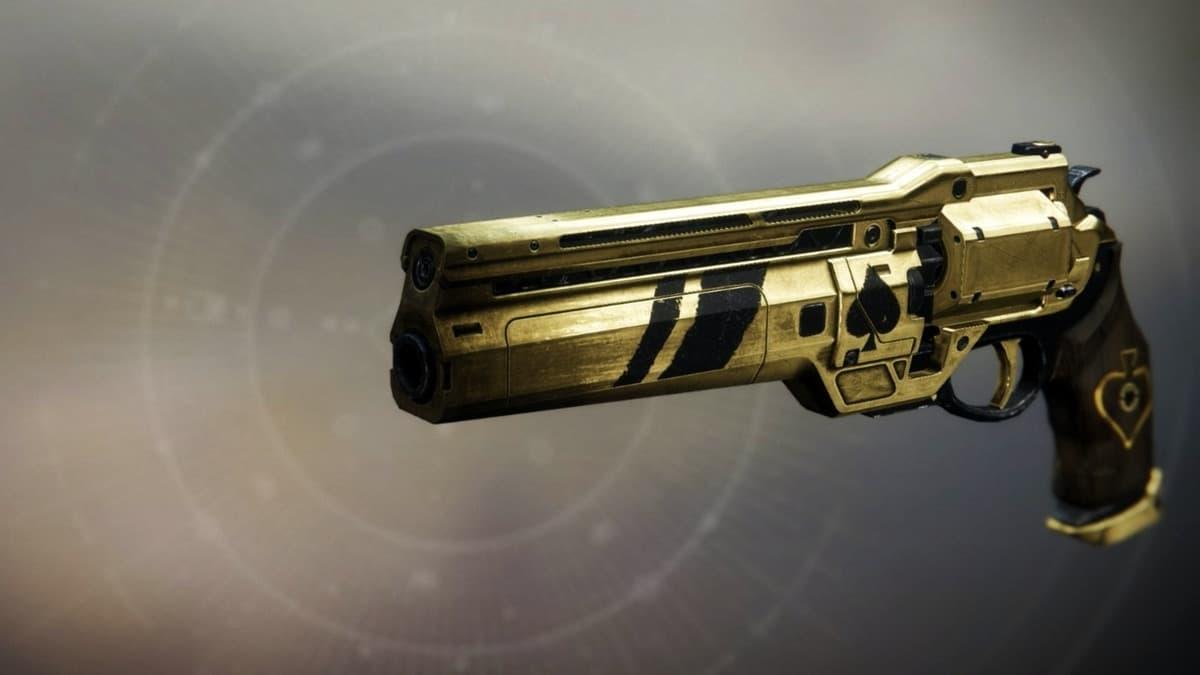 Big Blind Ace of Spades Weapon Ornament Destiny 2