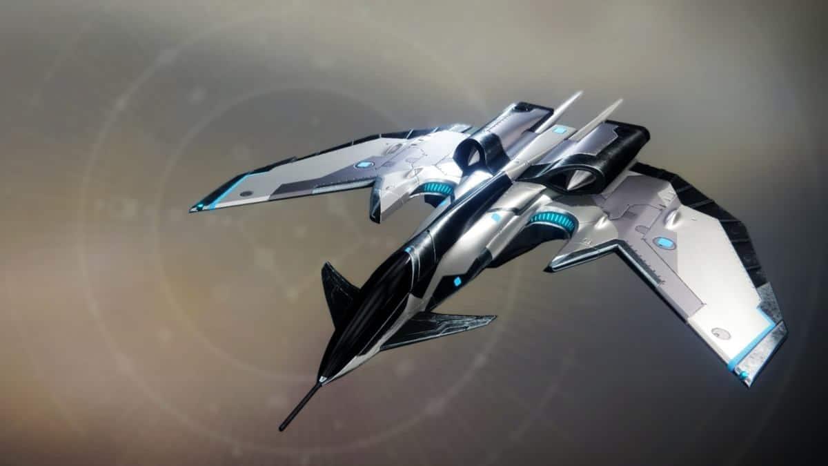 Callisto Lancer Ship Destiny 2