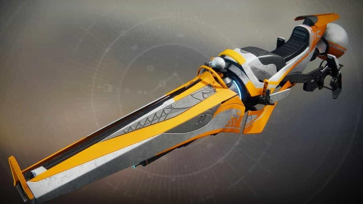 Canopus Trireme Vehicle Destiny 2