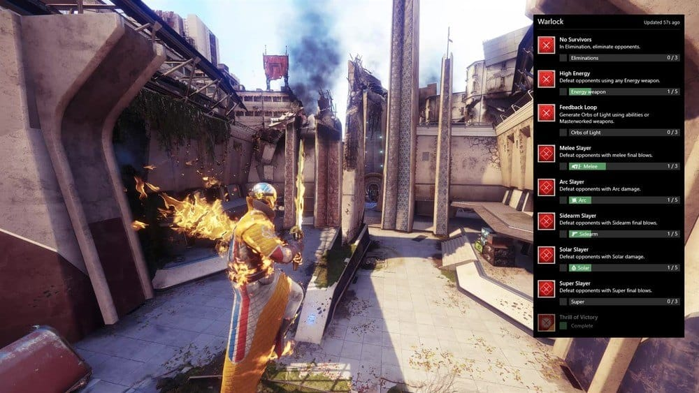 Destiny 2 Ghost Overlay V2