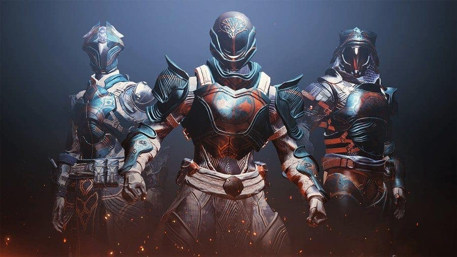 Destiny 2 Iron Fellowship set