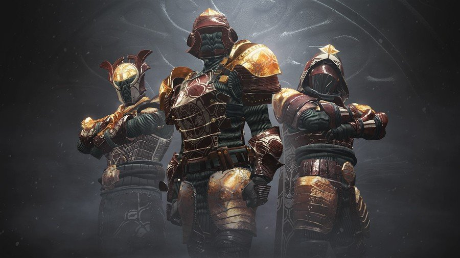 Destiny 2 Iron Remembrance set