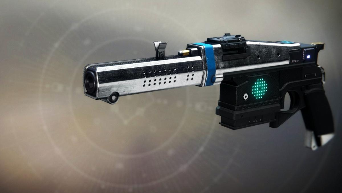 Dream of the World - Sturm Weapon Ornament Destiny 2