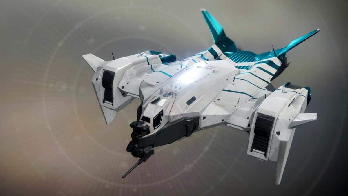 Edge of the Worlds Ship Destiny 2