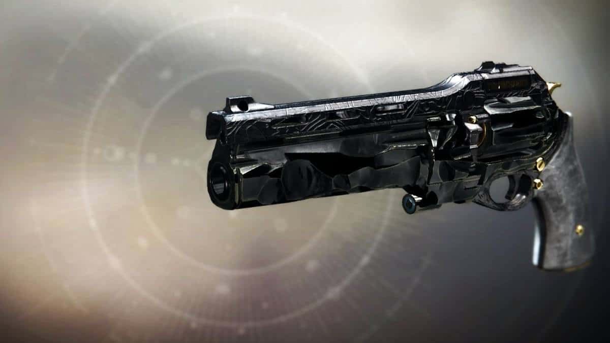 Heated Exchange - The Last Word Weapon Ornament Destiny 2