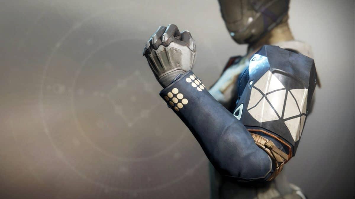 Intrepid Arms Armor Ornament Destiny 2