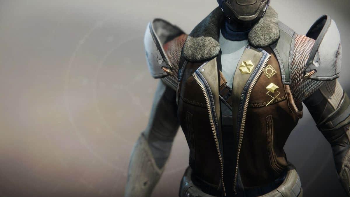 Intrepid Chest Armor Ornament Destiny 2