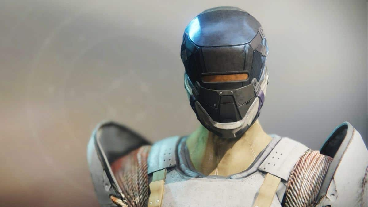 Intrepid Helmet Armor Ornament Destiny 2