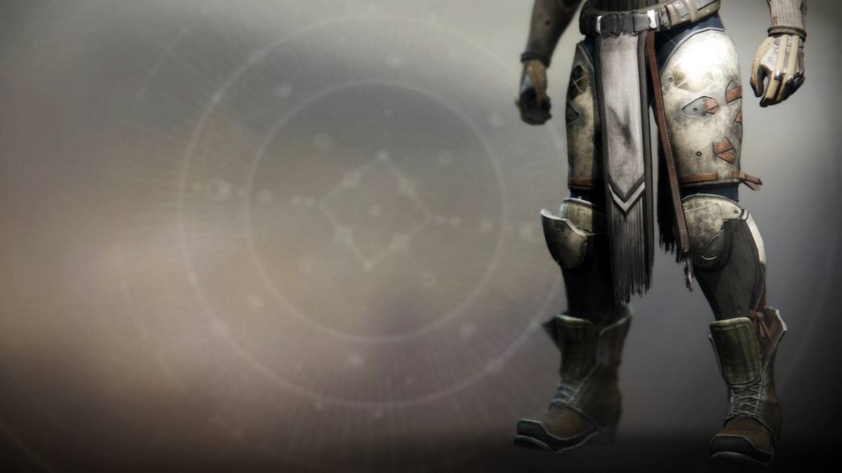 Intrepid Legs Armor Ornament Destiny 2