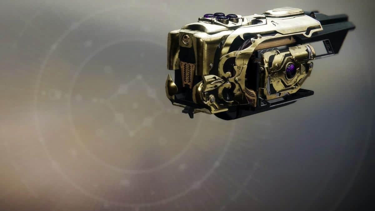 Jarngreipr Jotunn Weapon Ornament Destiny 2