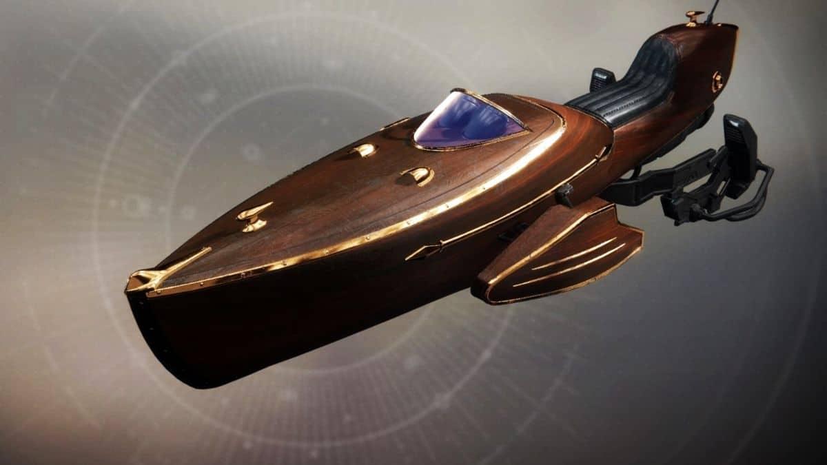 Legacy 2 Vehicle Destiny 2
