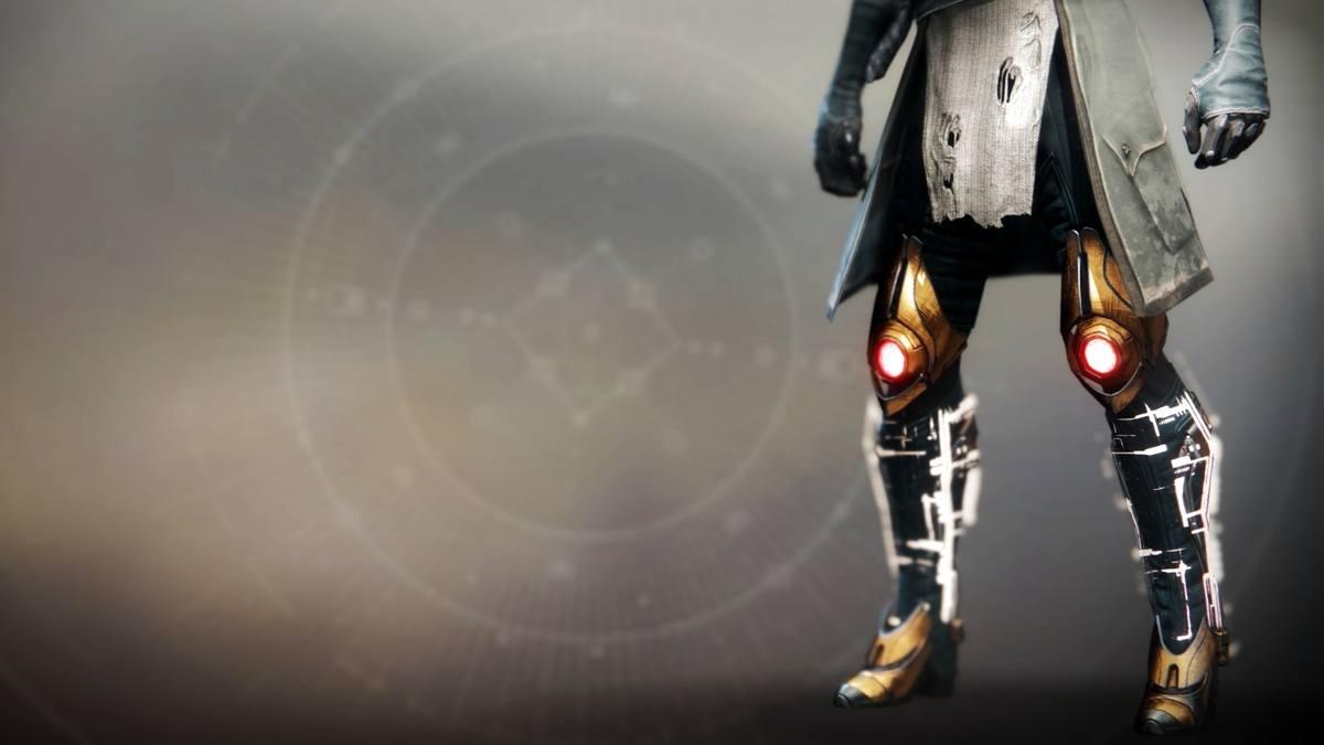 Path to Convergence - Transwersive Steps Armor Ornament Destiny 2