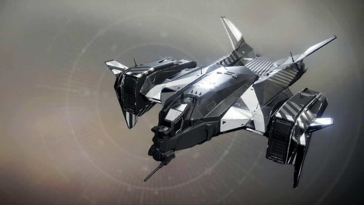 Sailing Shield Vehicle Destiny 2