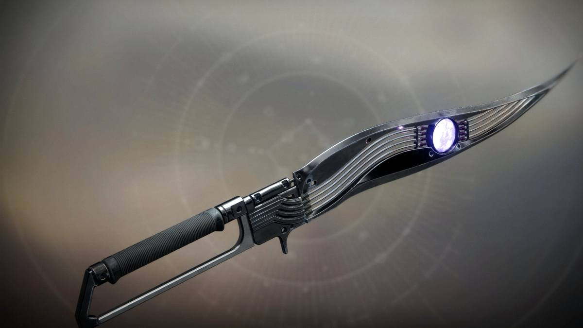 Tangled Paladin - Black Talon Weapon Ornament Destiny 2