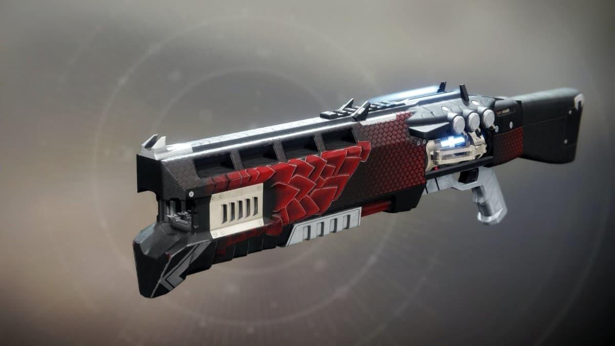 War Best Skin - Legend of Acrius Weapon Ornament Destiny 2