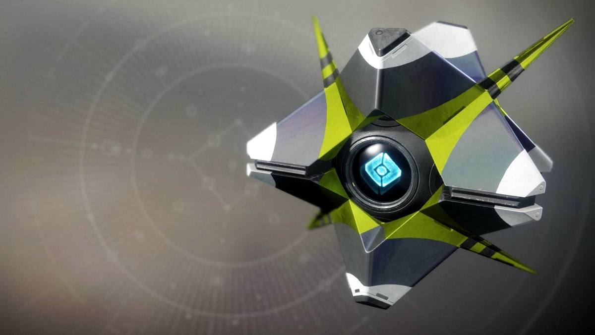 Yellowspear Shell Destiny 2