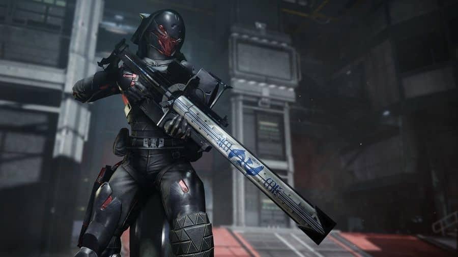 Destiny 2 Black Armory Armor Hunter