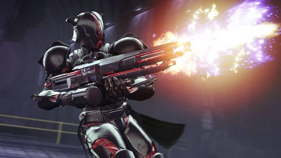 Destiny 2 Black Armory Armor Titan
