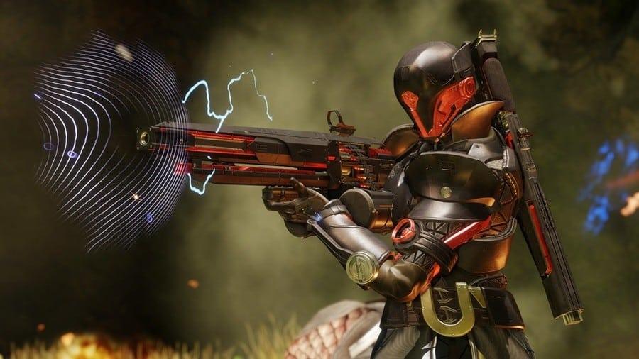 Destiny 2 Black Armory Armor Warlock