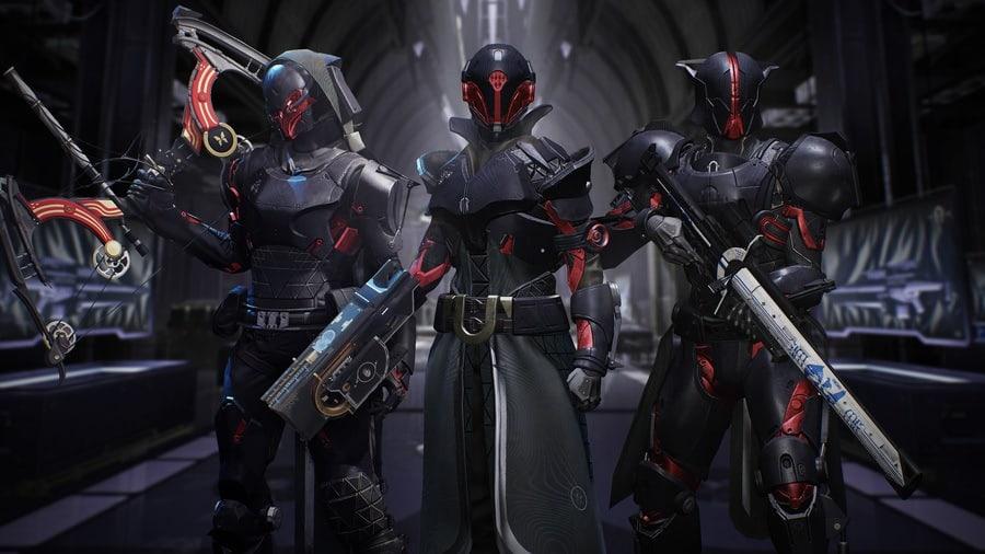 Destiny 2 Black Armory Armor sets