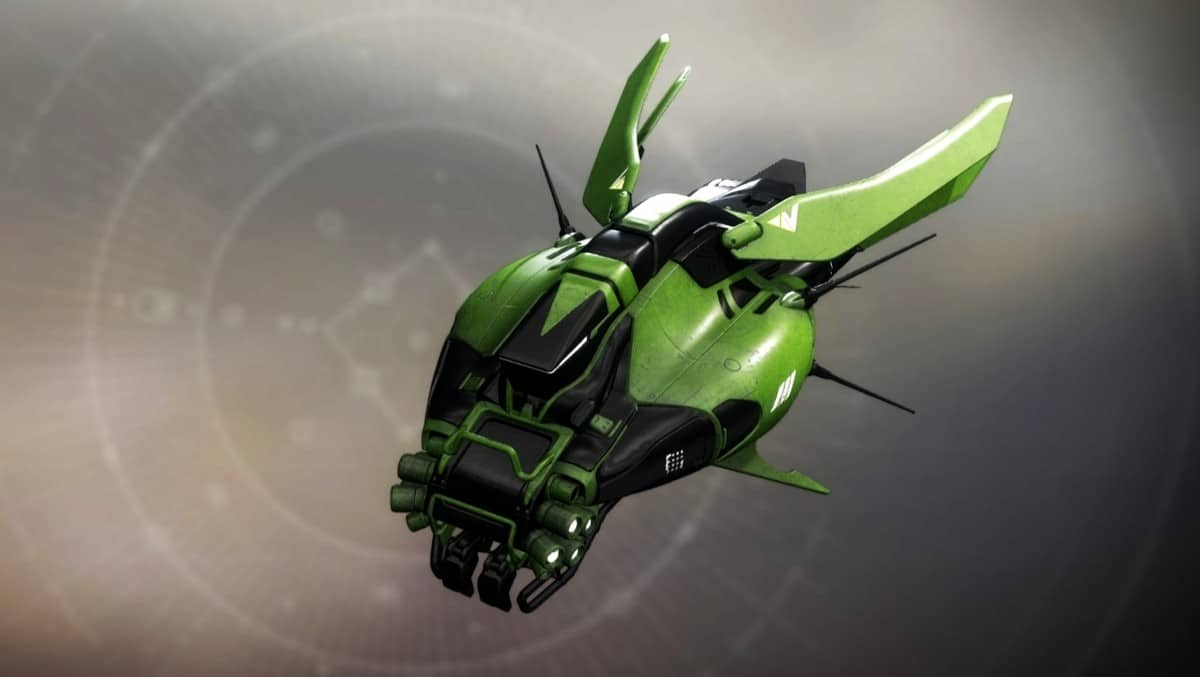 Chrysopelea-S Destiny 2