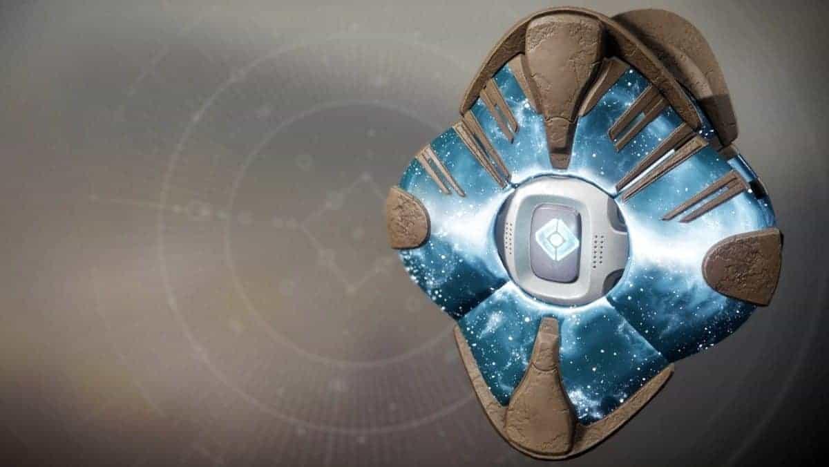 Cosmos Shell Destiny 2
