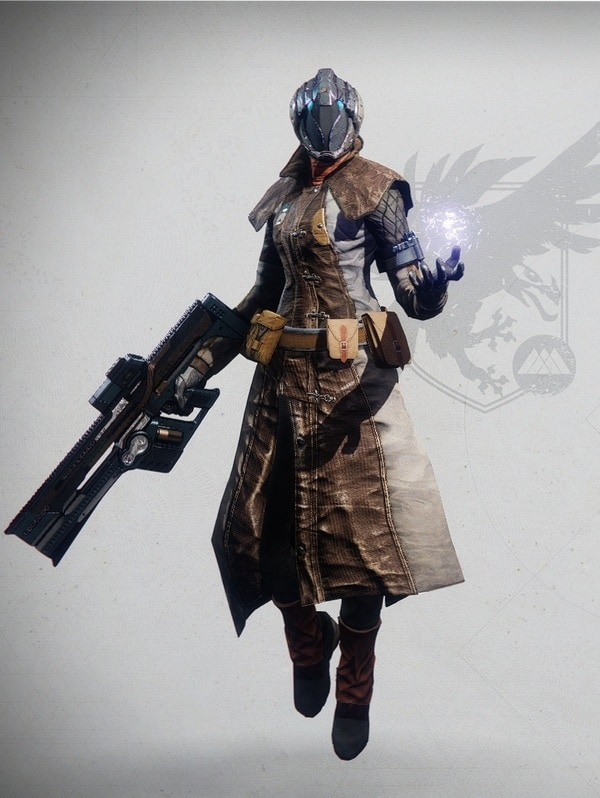 Destiny 2 Ancient Apocalypse Warlock female