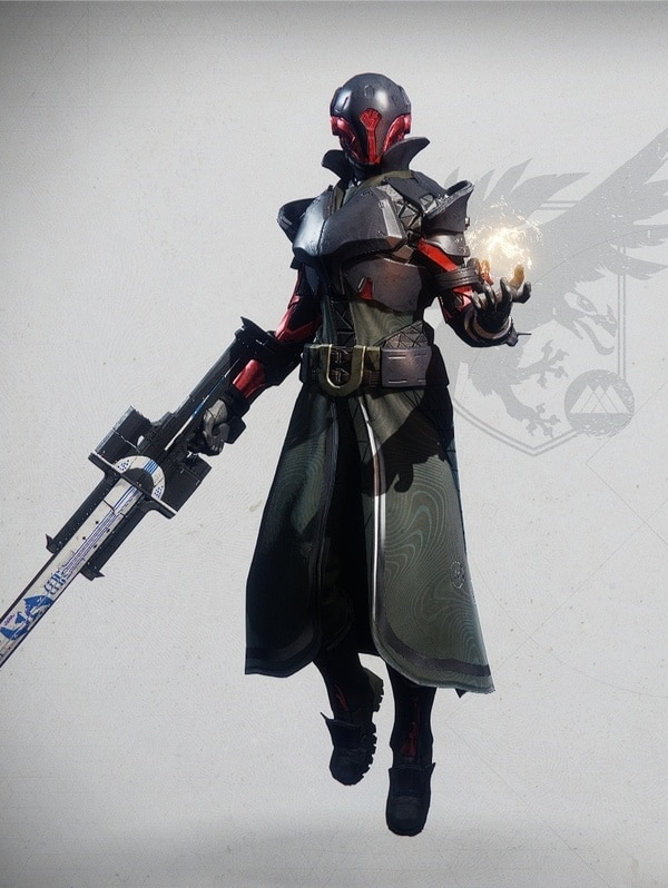 Destiny 2 Annealed Shaper Warlock female