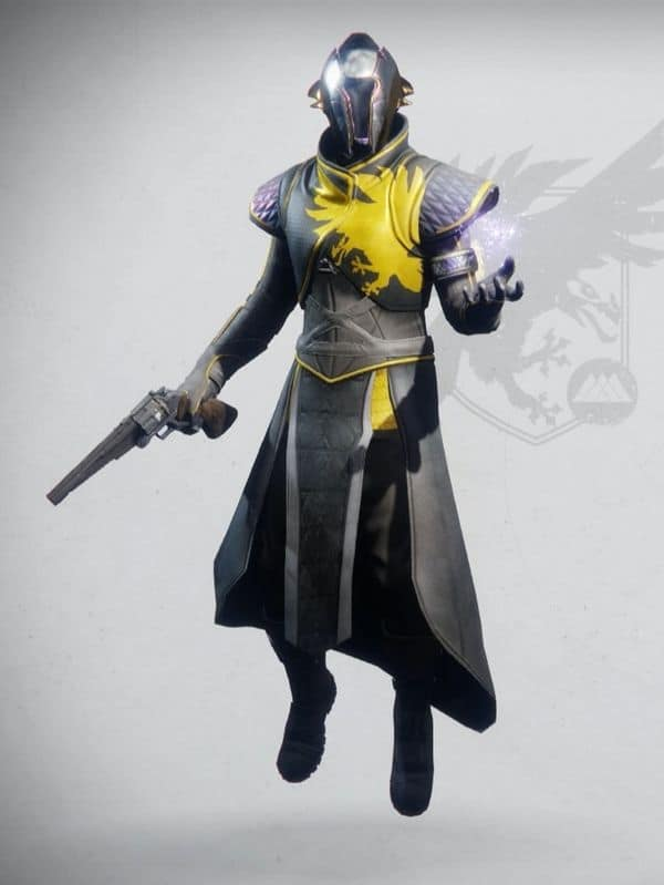 Destiny 2 Ego Talon Set Warlock Male