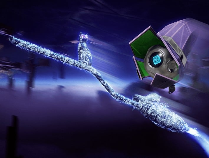 Destiny 2 Festival of the Lost 2020 sparrow and ghost
