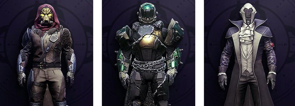 Destiny 2 Festival of the Lost armor 2