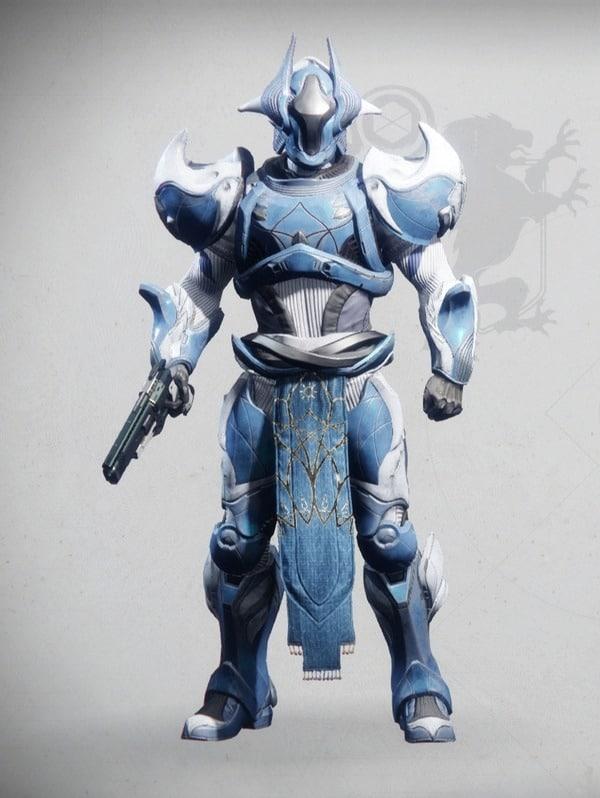 Destiny 2 Froststrike Titan male